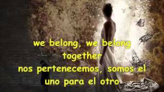 Pat Benatar - We belong (Subtitulada).flv
