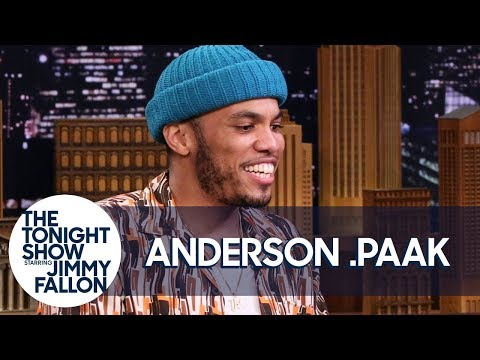 Anderson Paak Teased Another New Album With Dr. Dre During His Appearance On 'The Tonight Show'