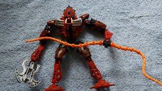Bionicle Barraki Review: Kalmah