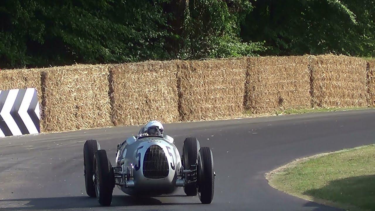 Auto Union Racing Cars Sounds Youtube