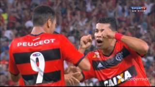 Flamengo 4 X 0 Botafogo - 2° Jogo Quartas-de-Final Copa do Brasil 2013
