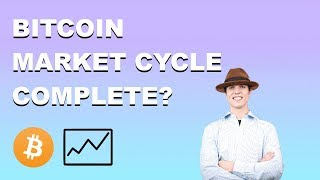 Bitcoin Market Cycle Complete?