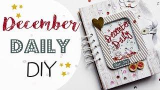 December Daily con Spirale senza rilegatrice! - December daily 2017