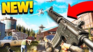 NEW Far Cry 5 CO-OP GAMEPLAY! (4K 60FPS - Early Access)