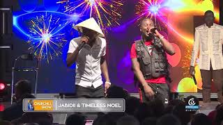 JABIDII * TIMELESS NOEL LIVE ON CHURCHILL SHOW