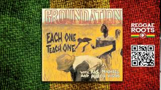 Groundation Each One Teach One Álbum Completo