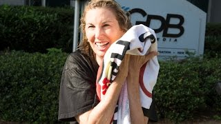 GPB President & CEO Teya Ryan Takes the ALS Ice Bucket Challenge