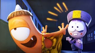 Funny Animated Cartoon | Spookiz | Hide And Seek | 스푸키즈 | Kids Cartoons | Videos for Kids