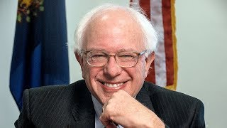 From youtube.com: Bernie Sanders {MID-292069}
