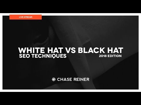 White Hat VS Black Hat SEO Techniques 2018