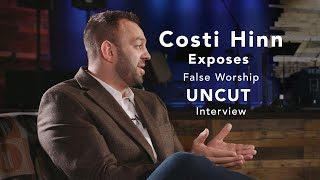 Costi Hinn Exposes False Worship (UNCUT Interview)