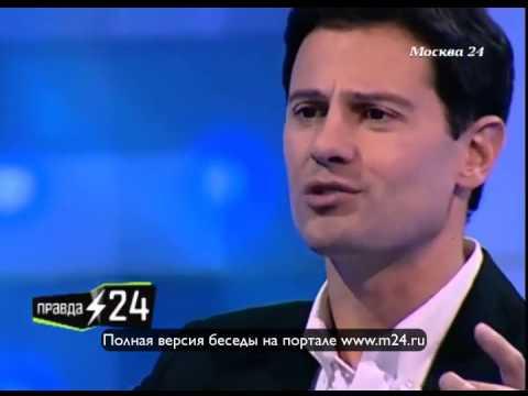 Видео, Антон Макарский Я не могу назвать себя православным
