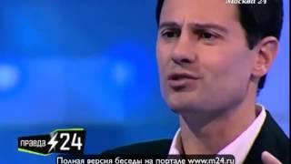 Антон Макарский: «Я не могу назвать себя православным»