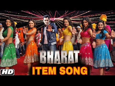 Bharat Video Song | Noora Fatehi Item Song | Salman Khan