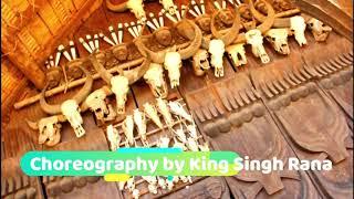 DJ Kass- scooby Doo pa pa | Dance choreography | choreographer King singh rana.