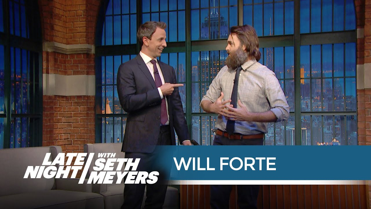 Will forte sex tape snl