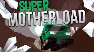 Super Motherload - Deep Rock Mining & Gem Combining - RARE Diamonds! - Super Motherload Gameplay  #3