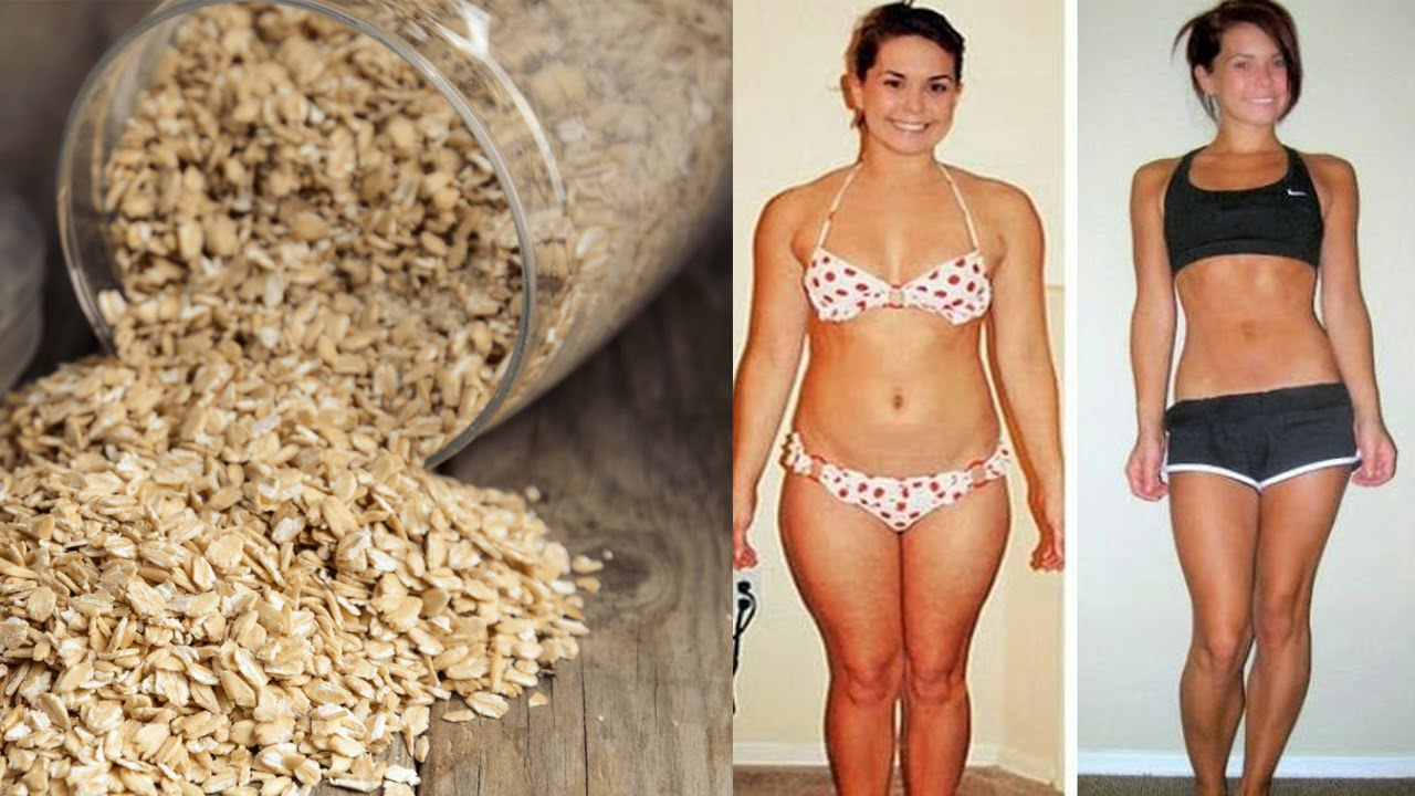 HOW TO PREPARE THE OATMEAL FOR WEIGHT LOSS FAST - YouTube