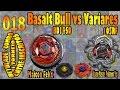 I Torneio Beyblade Combo entre Inscritos - 18. Basalt Bull BD145D vs Variares 105RF