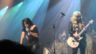 Alice Cooper - He's Back (The Man Behind the Mask) - Live 2012 (rare)