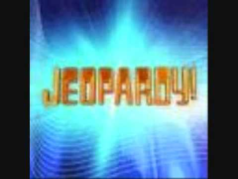 Jeopardy Think  Music 1984-1997