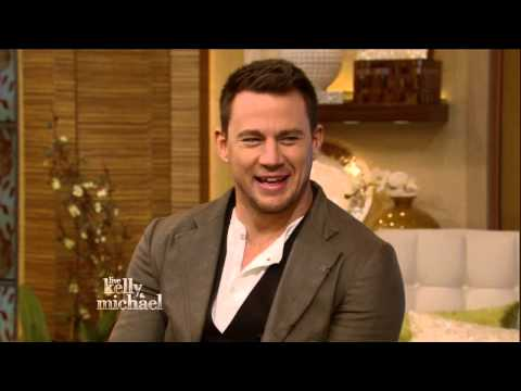 Channing Tatum: Chan-In, Chan-Out