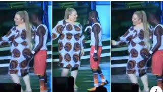 Patapaa Wild  Performance With Obroni Wife - Ghana Meet Naija