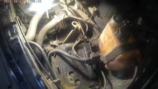 замена радиатора ВАЗ 2114