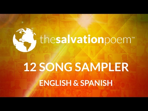 The Salvation Poem 12 Song Sampler in English & Spanish