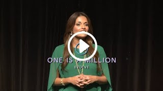One Is A Million by Dr  Shefali