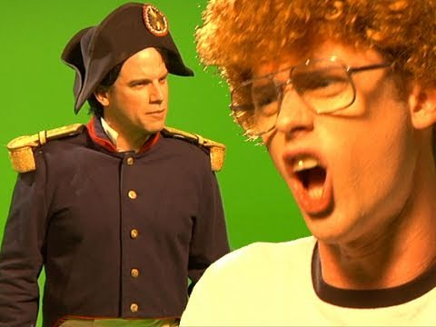 napoleon-vs.-napoleon---behind-the-scenes---epic-rap-battle-#-9