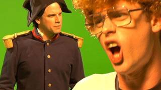 Napoleon vs. Napoleon - Behind the Scenes - EPIC RAP BATTLE # 9