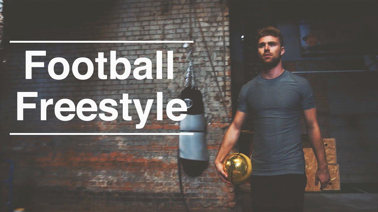 Daniel Korte Football Freestyler Athlete