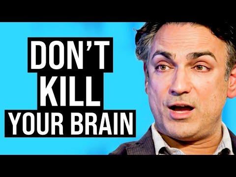 Brain Surgeon's Advice On How To Stop Negative Behaviors And Strengthen Your Mind