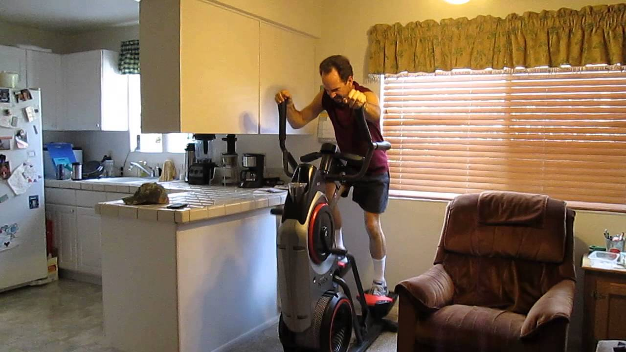 Hiit On The Bowflex Max Trainer M5 Youtube