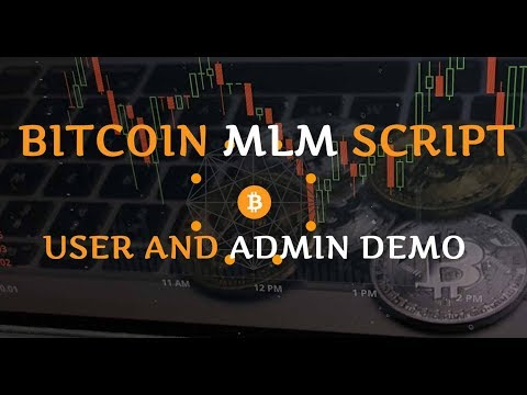 Bitcoin Mining Software, Bitcoin Trading Script