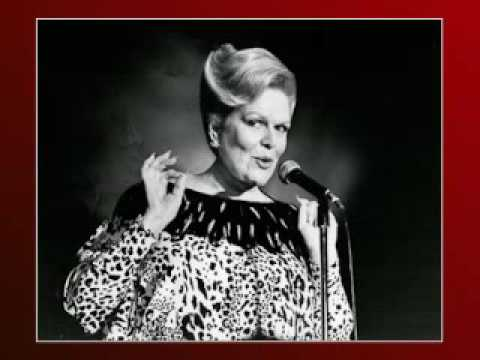 """Maureen Forrester sings """"And i was beautiful"""""""