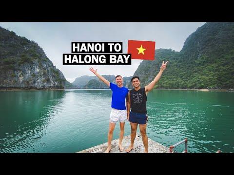 Hanoi to Halong Bay *LUXURY TRAVEL*