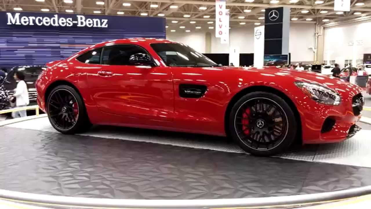 Mercedes Benz Sls Amg Gt 2016 Youtube