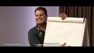 Chasing The Sun | Introducing Rassie Erasmus | SuperSport