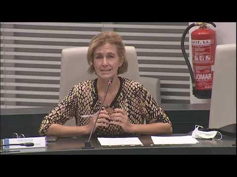 """Maite Pacheco: """"Madrid necesita aumentar el presupuesto para justicia social"""""""