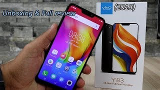 Vivo Y83 (2018) Unboxing & Full Review !! HINDI