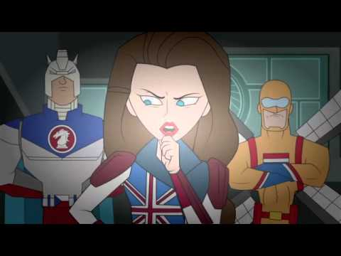 The Awesomes S2 E8 Euro Awesomes