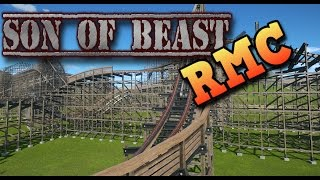 son of beast rmc   planet coaster creation
