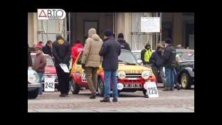 Автоплюс. Ралли Монте-Карло 2012. Задняя Передача