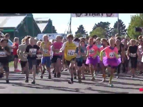 Stadium Finance Muddy Good Run - Children's Race - 7-10 Years