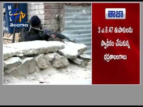 3 militants killed after army camp attacked in Kupwara