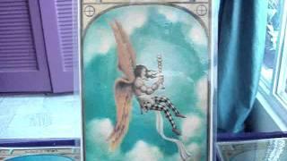 Lunas de Avalon Juno/ Angel aladiah,Archangels.