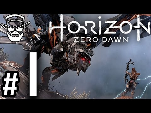 ALOY - Horizon Zero Dawn [VERY HARD] / 1080p 50fps / CZ/SK Lets Play # 1