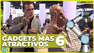 Gadgets más atractivos (Parte 6) CES 2020